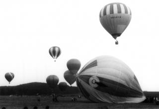 Balónová liga - rozvoj sportovního létání